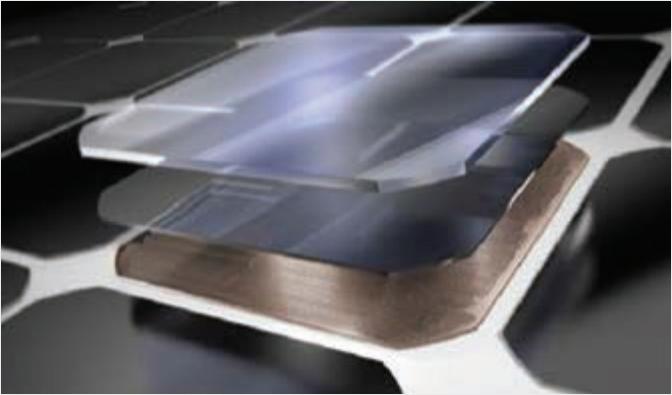 ソーラーセル:優れた設計・構造