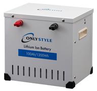 オンリースタイルリチウムイオンバッテリー