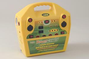 ポータブル電源:INFONIX製ポータブル独立電源パワーパック パワーコンボ