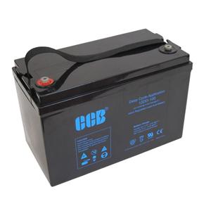 CCB社製 高性能AGMディープサイクルバッテリー 12DD-100(100Ah)