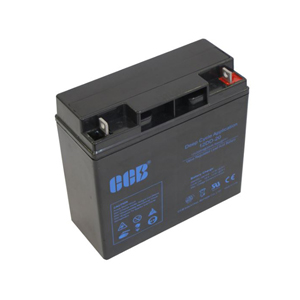 CCB社製 高性能AGMディープサイクルバッテリー 12DD-20(20Ah)
