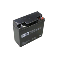 CCB社製 高性能AGM ディープサイクル バッテリー 12DD-20 [20Ah]
