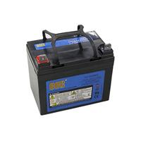 CCB社製 高性能AGMディープサイクルバッテリー 12DD-33 [33Ah]