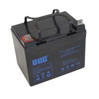 CCB製 高性能AGMディープサイクルバッテリー 12DD-33 [33Ah]