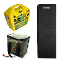 パワーコンボ+車中泊専用マット+アシストバッテリーセット